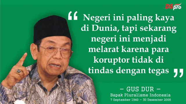 Gus Dur: Saya Lebih Baik Berhenti jadi Presiden daripada Didikte Partai-partai !