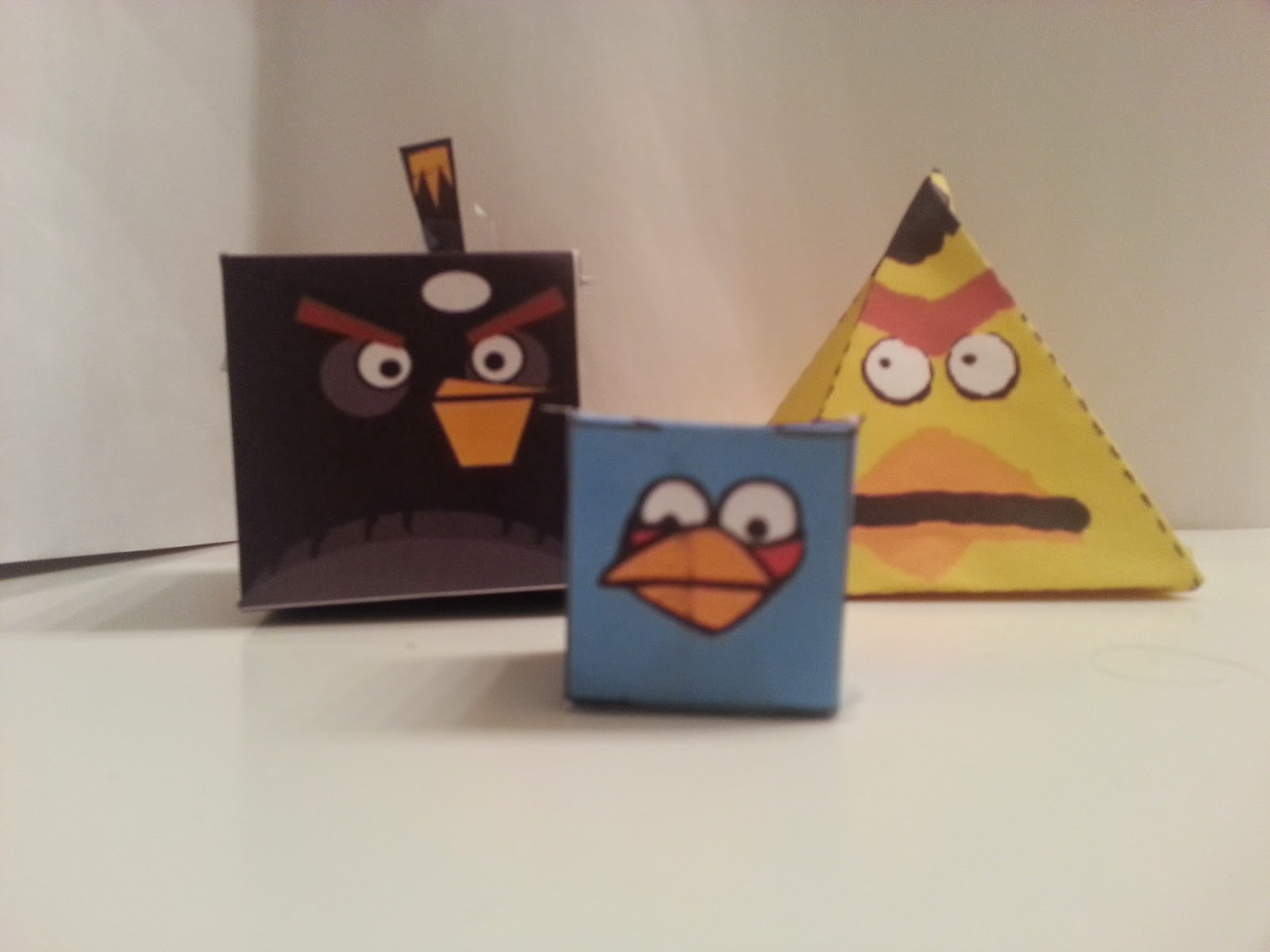 Angry Birds Cut Outs
