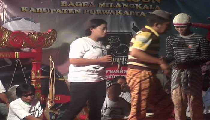 Topeng Banjet, Teater Tradisional Dari Karawang Jawa Barat