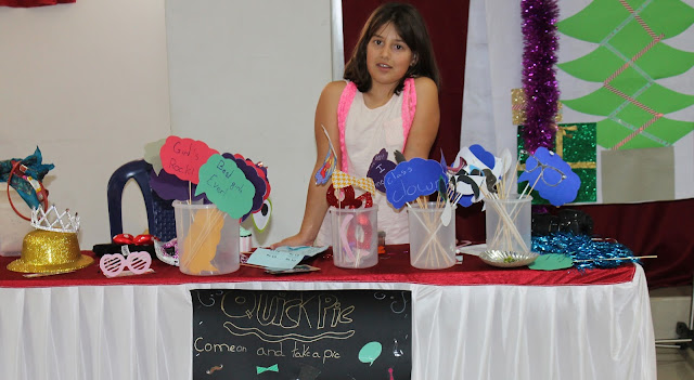 "Trios students hosted Entrepreneur Fair ""Let's Talk Business"""