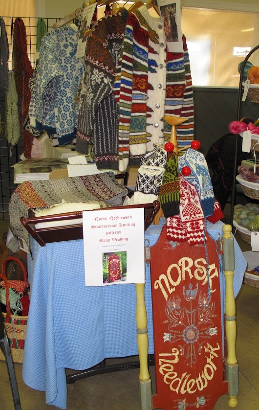 Norsk Needlework: at Home: Market Day in Prineville/ Great Success!!!
