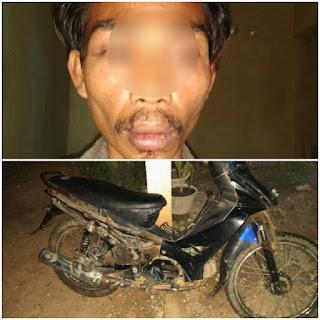 Polsek BHL Amankan Pelaku Pencurian Sepeda Motor
