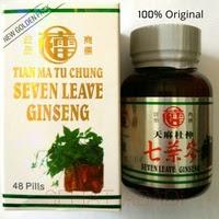 seven leave ginseng