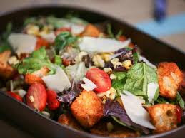 No Croutons Required - Spicy Dishes as well as a Birthday Celebration