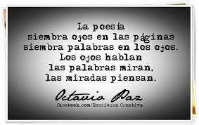 Copihue De Los Andes 100 Frases De Octavio Paz De Internet