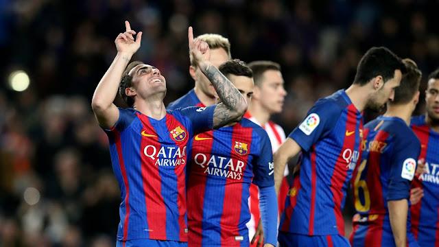 تعاقد برشلونة مع لاعب مغربي موهوب