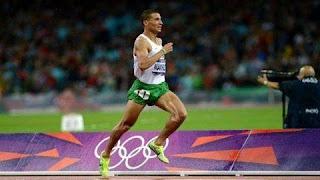 أولمبياد 2016 : تأهل مخلوفي للدور نصف النهائي في سباق 1500 م