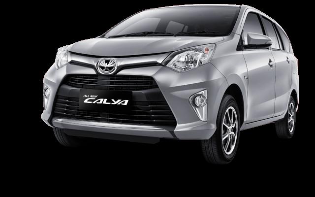 Harga Toyota Calya Agya Avanza