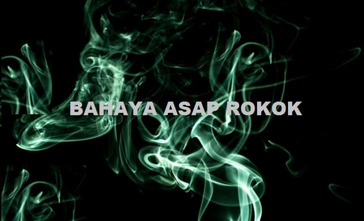 Bahaya ASAP Rokok Terhadap Kesehatan Anak