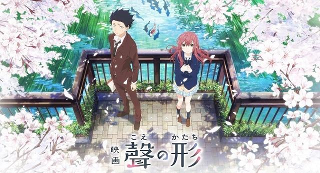anime move berjudul koe no katachi akan tayang di indonesia