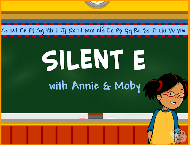 Teaching the Silent e Rule