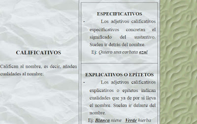 http://www.sierradesanpedro.org/1_externo/dep/lenguaylit/adjetivos.htm
