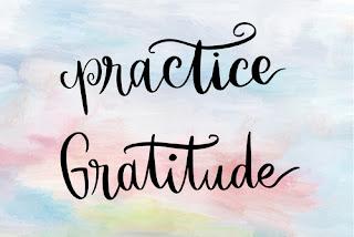 practice gratitude recovery