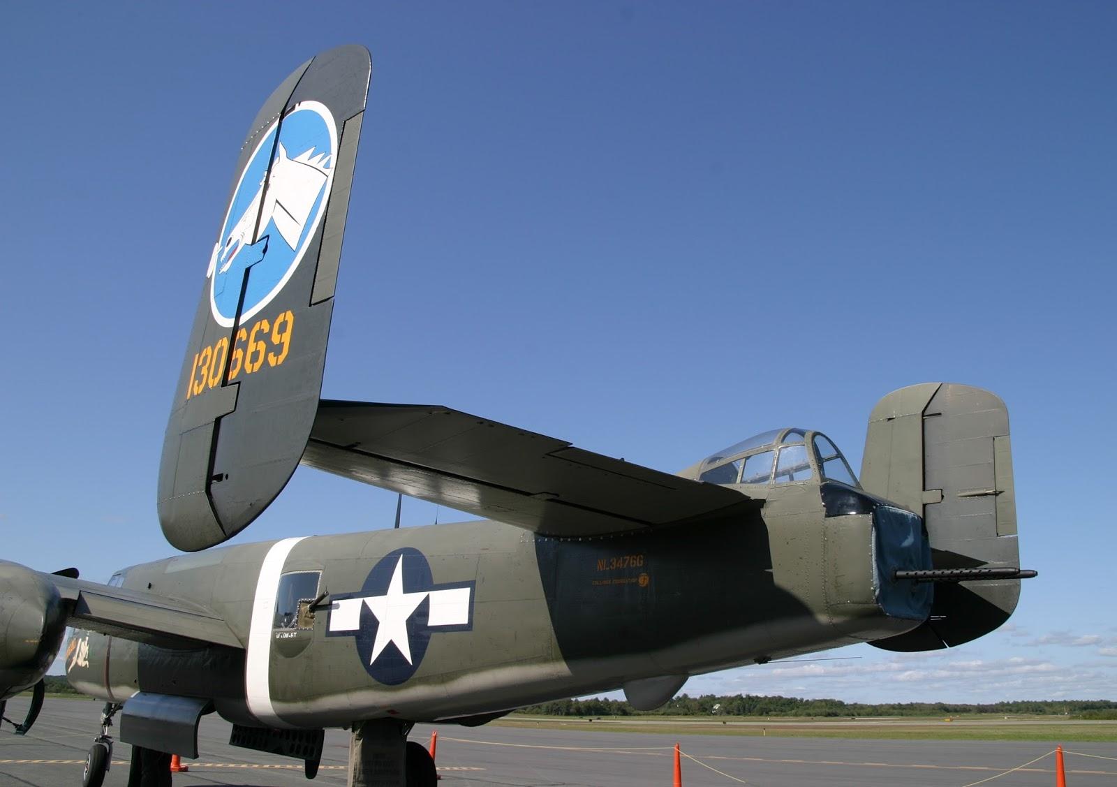 WW2 Fallen 100: WW2 Fallen - Tony Shubat, B-25 Tail Gunner
