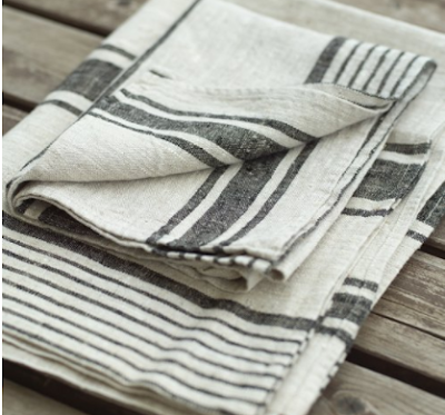 LinenMe Linen Towels