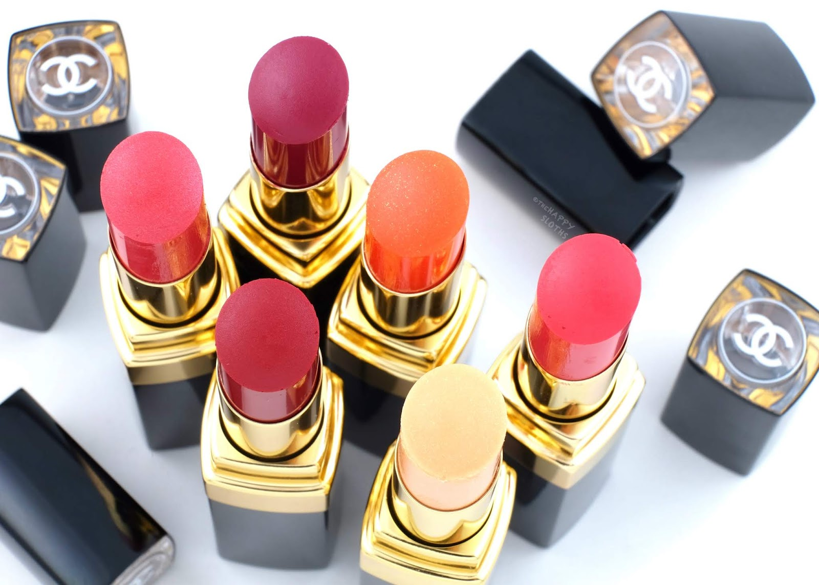 Chanel   Rouge Coco Flash Lipstick: Review and Swatches