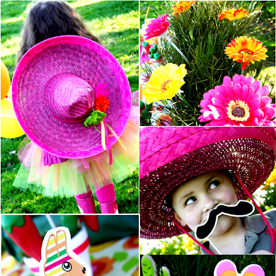 Cinco de Mayo Party Ideas | A Mexican Pinata Themed Fiesta