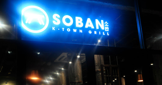 Soban K-Town Grill goes South!