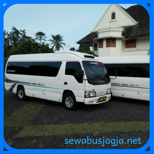 Sewa ELF Jogja Ukuran Long