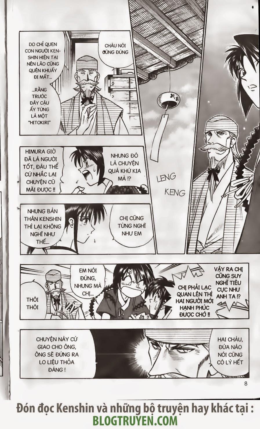 Rurouni Kenshin chap 149 trang 6