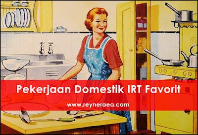 pekerjaan rumah tangga yang paling menyenangkan
