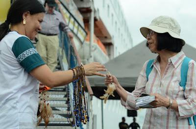 Cruceros Manaos