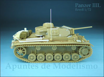 Panzer III Ausf. L, Revell 1/72