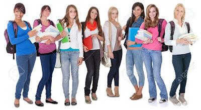female%2Bstudent%2Bprint%2Bwardrobe Wardrobe Tips for Female Commercial/Print Models