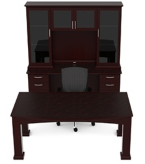 Cherryman Emerald Collection Desk