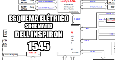 Esquema Elétrico Notebook Laptop Dell Inspiron 1545 Manual