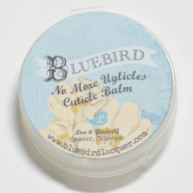 Bluebird Lacquer No More Uglicles Cuticle Balm