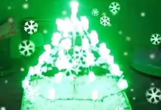 Làm đèn Led Cây thông Noel