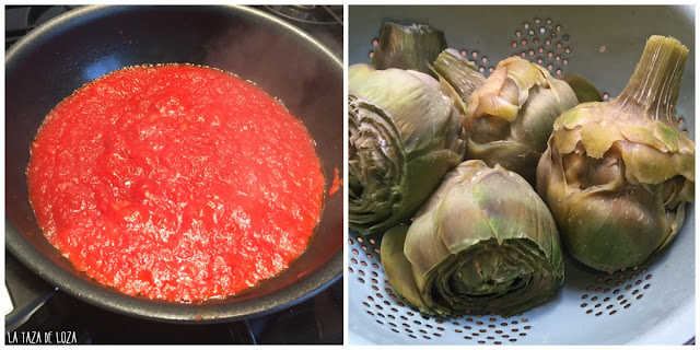 tomate-frito-con-ajos