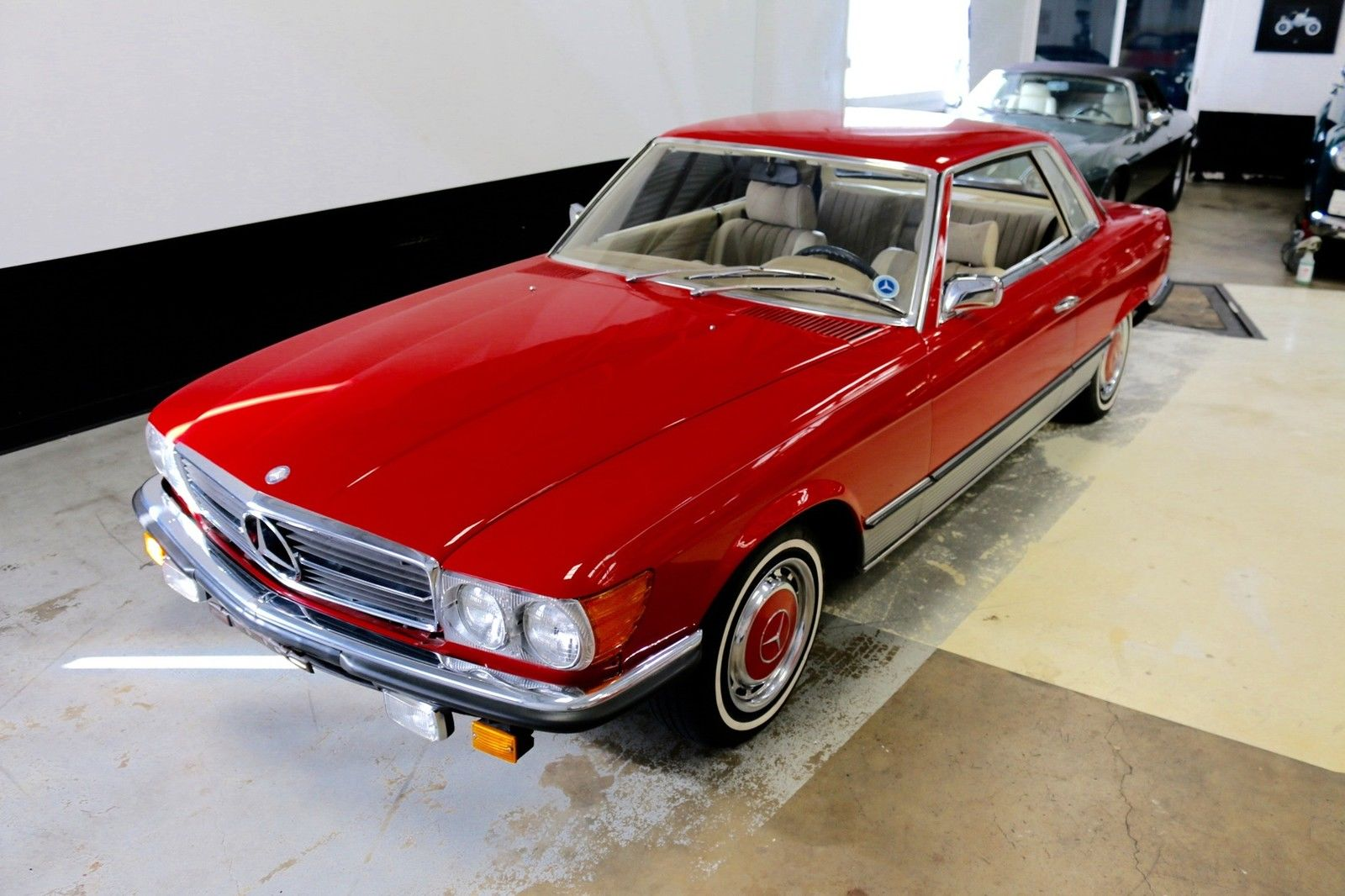 Dealer Markup On Used Cars Daily Turismo: Do You See One Oh Seven? 1975 Mercedes-Benz 280SLC