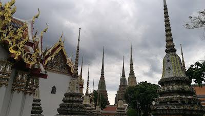 Bangkok es conocido por sus templos budistas.