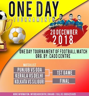 Football Match Banner  - Anupam Design