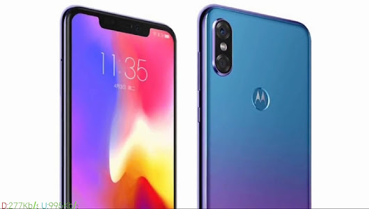 Motorola Moto P30 launches in China ~ Lifestyl