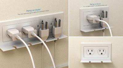 Creative Electrical Outlets and Modern Power Sockets (15) 16