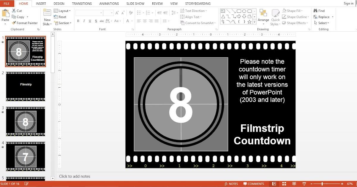 download template power point keren gratis template