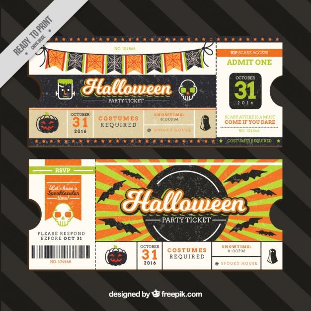 vectores halloween
