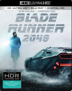 Blade Runner 2049 4K, Blu-Ray, Digital HD