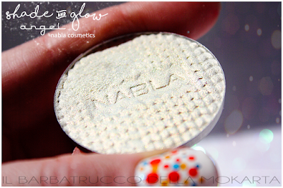 Angel BLOSSOM BLUSH  SHADE & GLOW Nabla Cosmetics