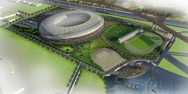 Presiden Jokowi Antarkan Langsung Sertifikat Tanah Stadion Persija