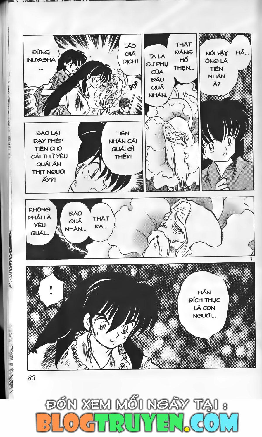 Inuyasha vol 09.5 trang 8