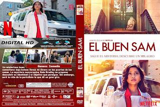 CARATULA EL BUEN SAM - GOOD SAM - 2019 [COVER NETFLIX DVD]