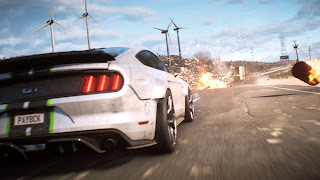 Need for Speed Payback Tablet Wallpaper