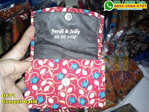 Harga Dompet Batik