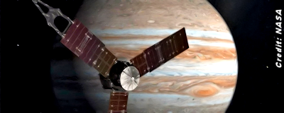 Juno Arriving at Jupiter
