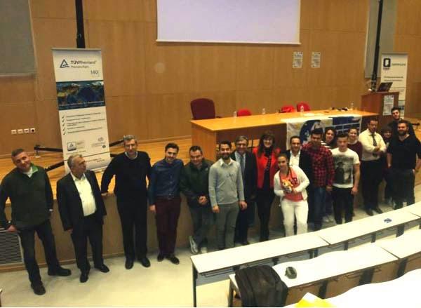 Καστοριά: Η ημερίδα «Εφοδιαστική Αλυσίδα & νέες Τεχνολογικές Προκλήσεις» (φωτογραφίες)