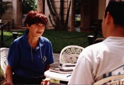 Fernandez entrevistas Pauline Zalitzki sobre Atlantis